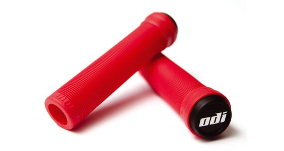 ODI Longneck SL - Grips - Flangeless rouge